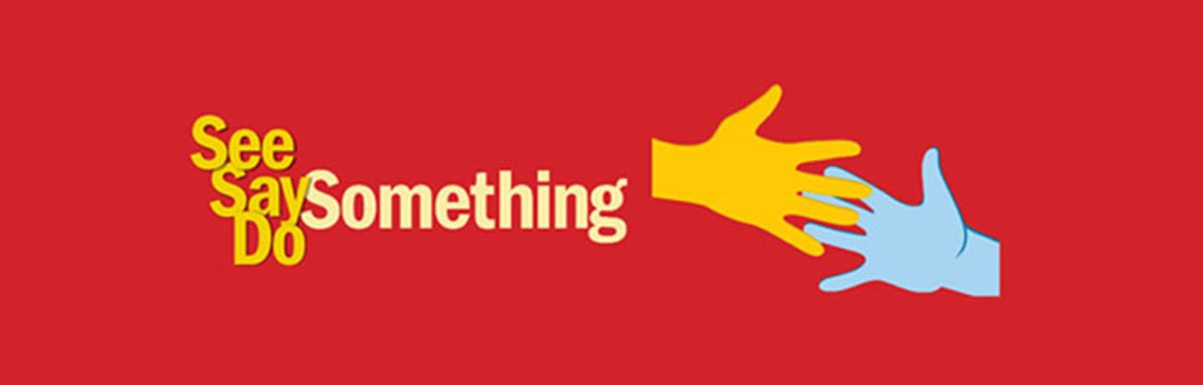 See Something, Say Something, Do Something Campaign Billboard Image