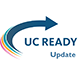 "UC Ready logo with additional ""update"" added"